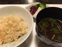さいとう明日香・ご飯、汁物、香の物.JPG
