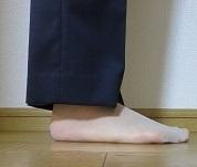 J.PRESS・ギャバストレッチパンツ.JPG