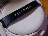MISSHA(ミシャ)・クッションファンデ.JPG
