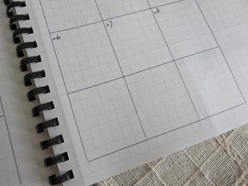 バレットジャーナル2冊目突入!|新しいノートはお手頃価格のコクヨ・ソフトリングノート(ビジネス)