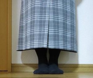 PLST・マキシスカート.JPG