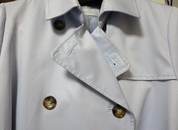 美しい色のスプリングコートを買いました|MICHEL KLEIN(ミッシェルクラン)トレンチコート