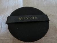 ミシャ(MISSHA)クッションファンデーション エアインパフ.JPG