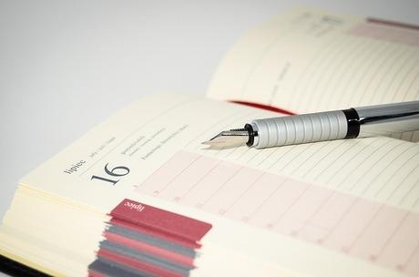 バレットジャーナルを始める!|年内は試用期間として手帳づくりを楽しむ