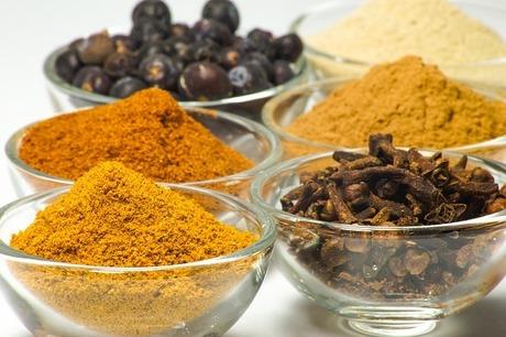 インド土産のスパイスを使った簡単インドカレー