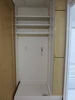 洗濯機置き場上部棚.JPG