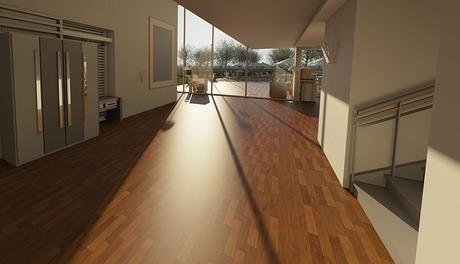 フローリング床を簡単にワックスがけ|アイメディアの【洗浄とワックス効果のクリーナー】