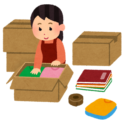 引っ越しの荷造り、荷解きをスムーズにする8つのポイント