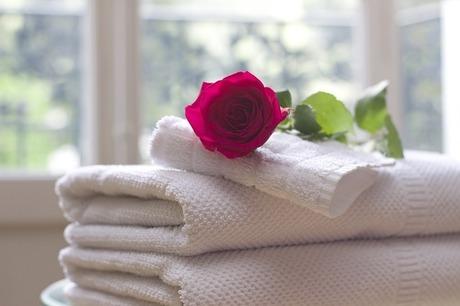 家事の動線(洗濯・収納)を考える|乾燥機から出したタオルはその場でたたんでしまう